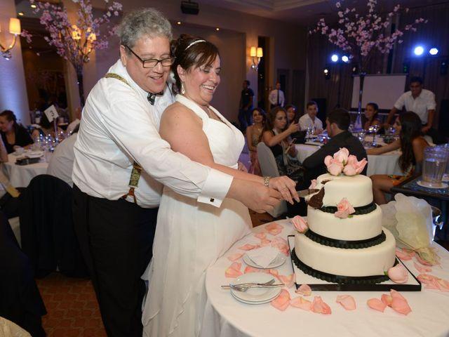 El matrimonio de Ximena y Alejandro