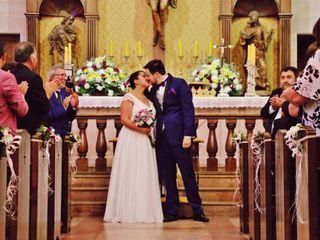 El matrimonio de Veronica y Andres 2