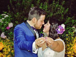 El matrimonio de Veronica y Andres 3