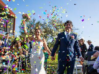 El matrimonio de Carolina y Carlos 3