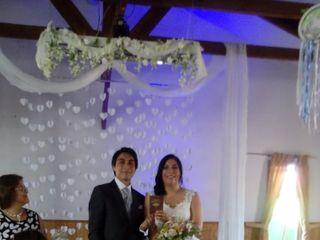 El matrimonio de Maira y Samuel 1