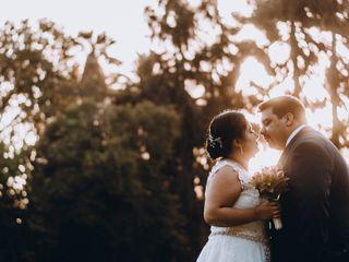 El matrimonio de Soledad y Marcelo
