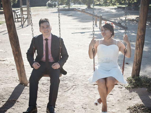 El matrimonio de Marcela y Anibal