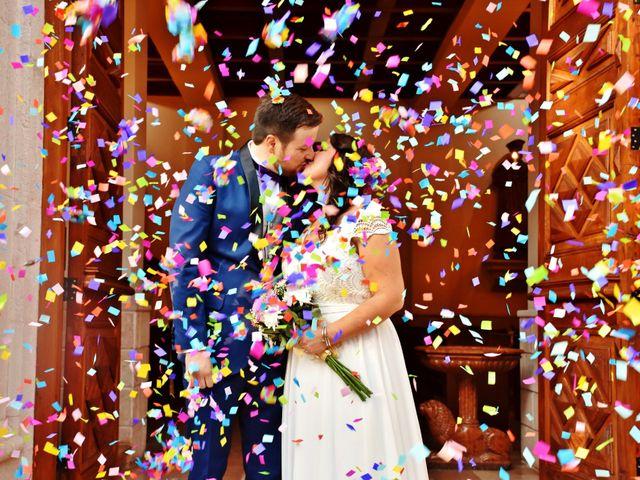 El matrimonio de Veronica y Andres