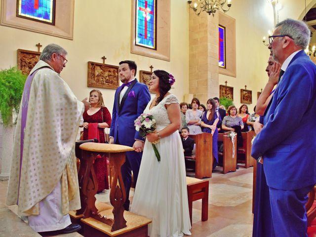 El matrimonio de Andres y Veronica en Graneros, Cachapoal 6