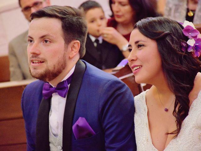 El matrimonio de Andres y Veronica en Graneros, Cachapoal 7