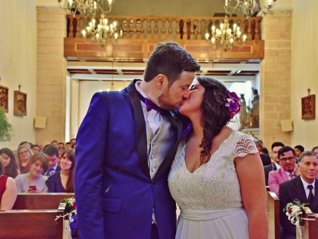 El matrimonio de Andres y Veronica en Graneros, Cachapoal 9