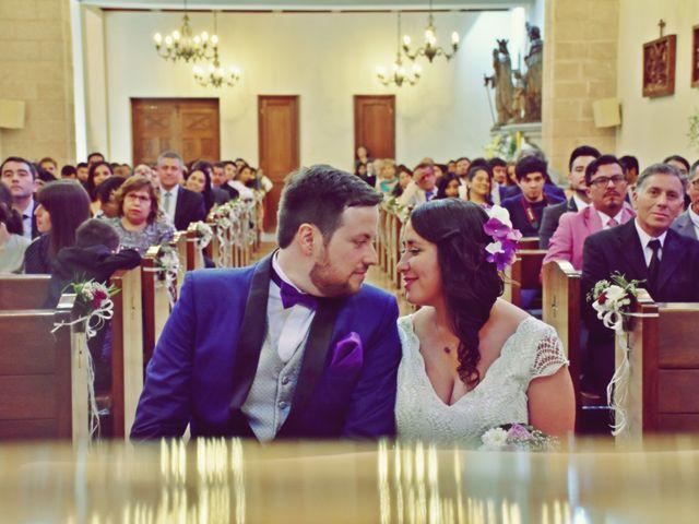 El matrimonio de Andres y Veronica en Graneros, Cachapoal 10