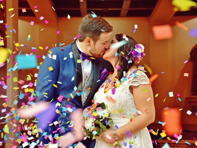 El matrimonio de Andres y Veronica en Graneros, Cachapoal 12