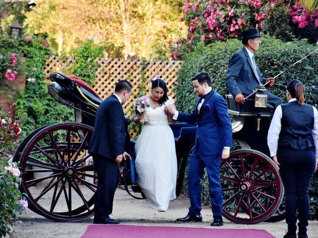 El matrimonio de Andres y Veronica en Graneros, Cachapoal 16