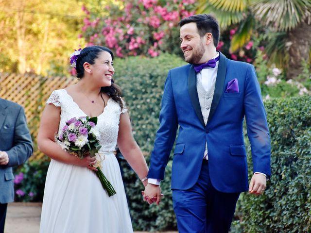El matrimonio de Andres y Veronica en Graneros, Cachapoal 17