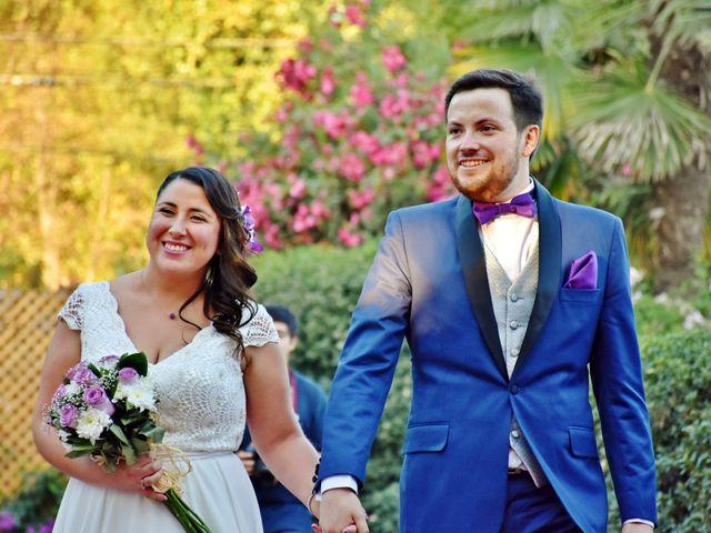 El matrimonio de Andres y Veronica en Graneros, Cachapoal 18