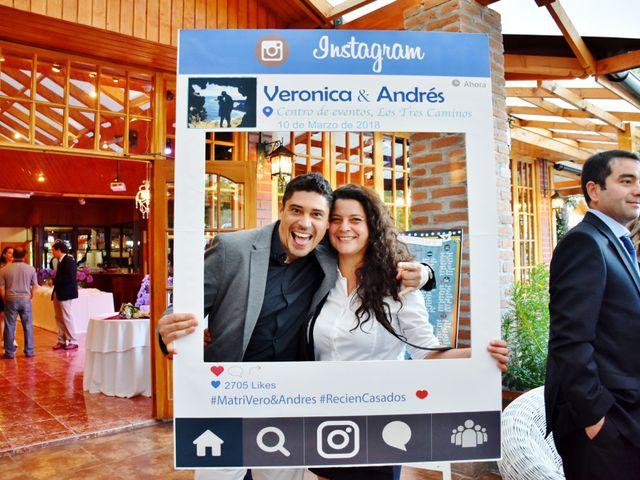 El matrimonio de Andres y Veronica en Graneros, Cachapoal 19