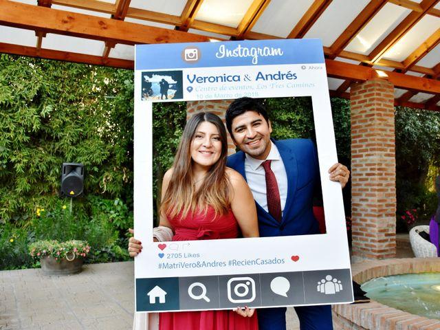 El matrimonio de Andres y Veronica en Graneros, Cachapoal 20