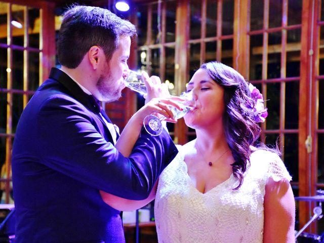 El matrimonio de Andres y Veronica en Graneros, Cachapoal 25