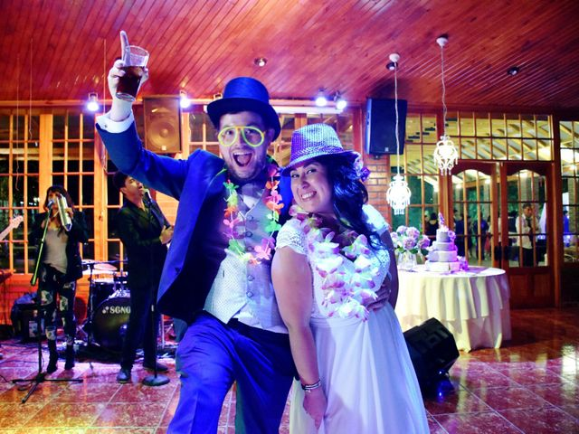 El matrimonio de Andres y Veronica en Graneros, Cachapoal 32