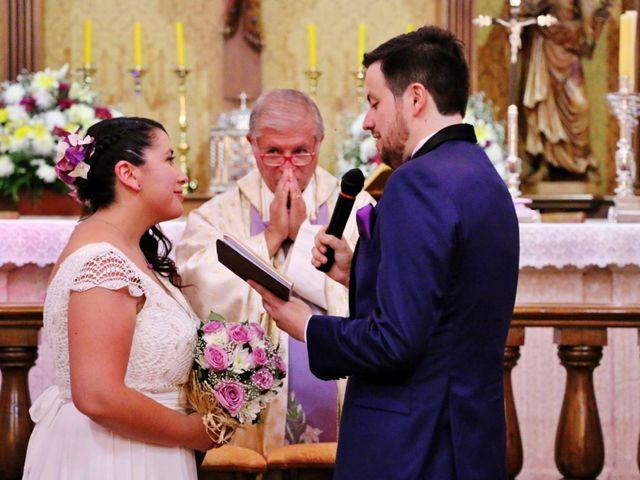 El matrimonio de Andres y Veronica en Graneros, Cachapoal 34