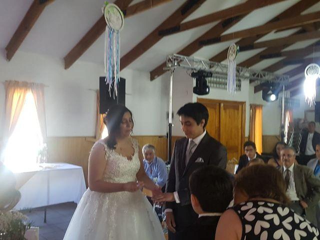 El matrimonio de Maira y Samuel
