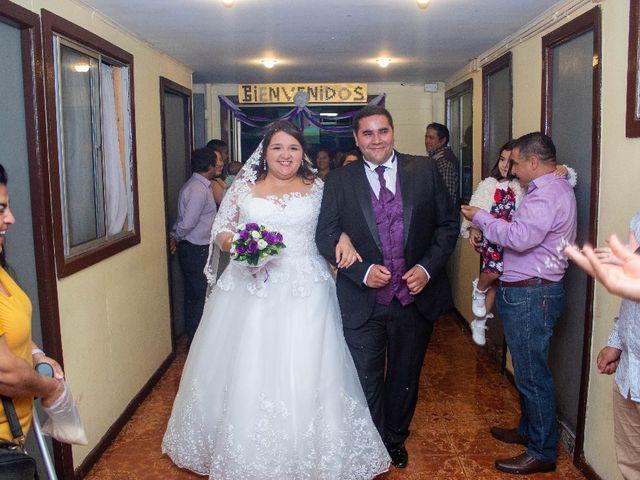 El matrimonio de Nicol y Héctor