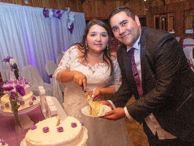 El matrimonio de Héctor  y Nicol en Chillán, Ñuble 1