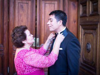 El matrimonio de Tamara y Diego 1