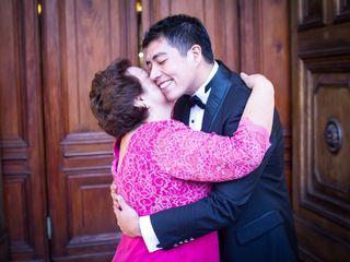 El matrimonio de Tamara y Diego 2