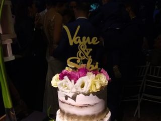 El matrimonio de Vanessa  y Sebastián  2
