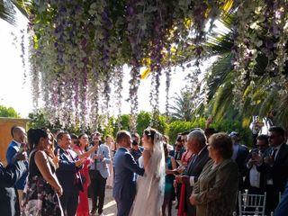 El matrimonio de Vanessa  y Sebastián  3