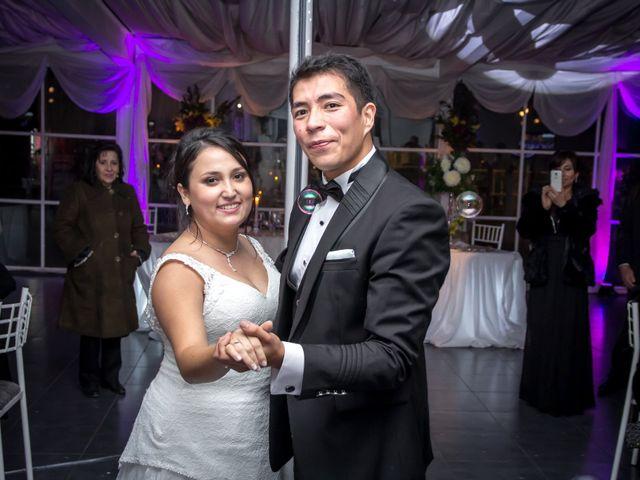 El matrimonio de Tamara y Diego