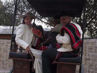 El matrimonio de María José y David