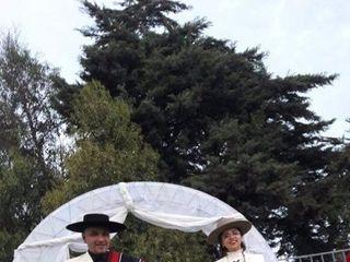 El matrimonio de María José y David 3