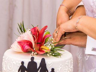 El matrimonio de Natalia y Manuel 2