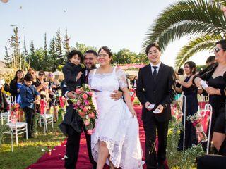 El matrimonio de Natalia y Manuel