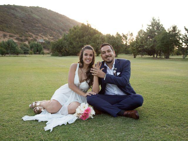 El matrimonio de Amaia y Rodrigo