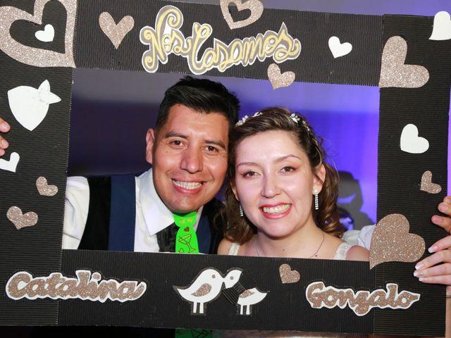 El matrimonio de Gonzalo y Catalina en Maipú, Santiago 4