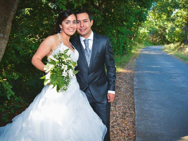 El matrimonio de Belén y Arturo