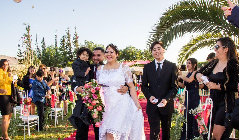 El matrimonio de Manuel y Natalia en Copiapó, Copiapó
