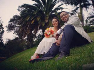 El matrimonio de Eugenia  y Sergio