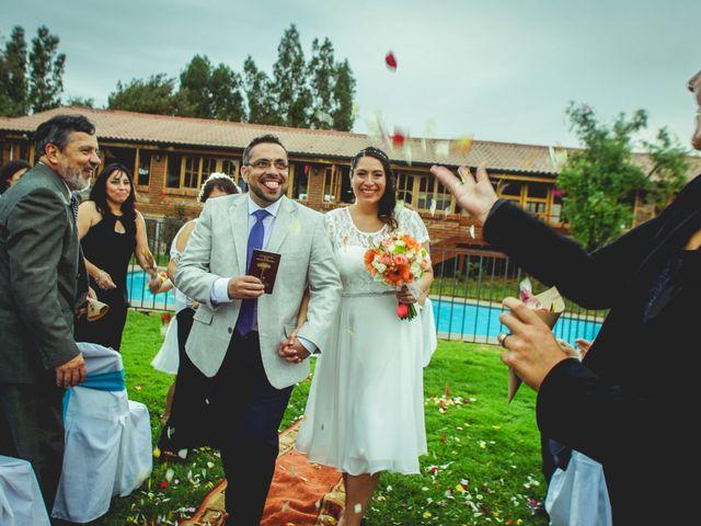 El matrimonio de Sergio  y Eugenia  en Limache, Quillota 14