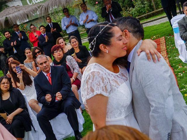 El matrimonio de Sergio  y Eugenia  en Limache, Quillota 16