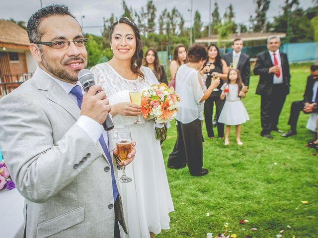 El matrimonio de Sergio  y Eugenia  en Limache, Quillota 17