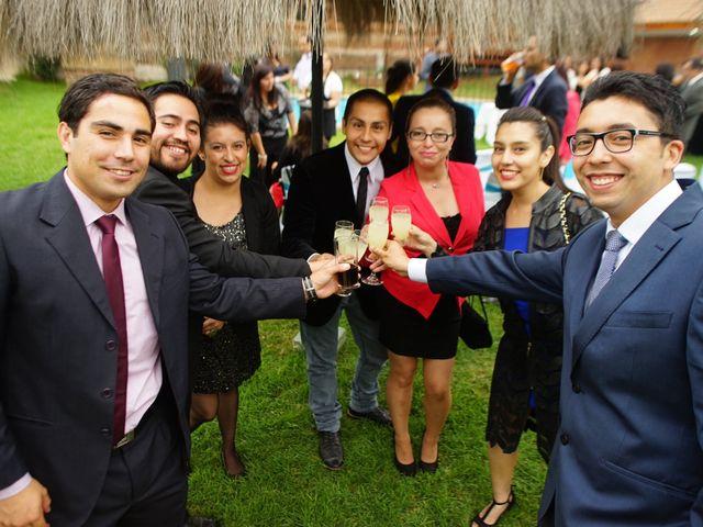 El matrimonio de Sergio  y Eugenia  en Limache, Quillota 30