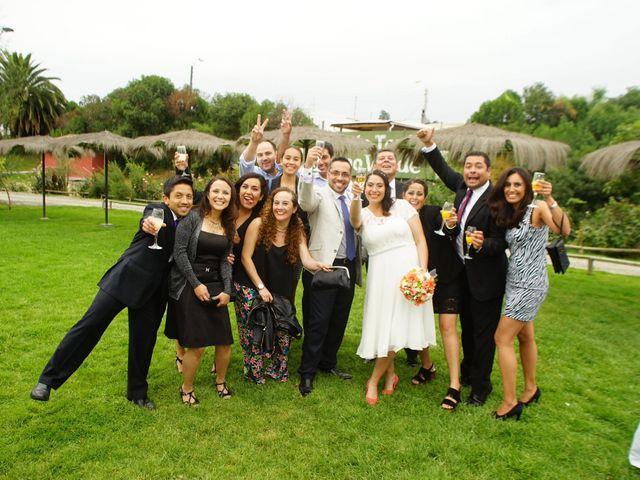 El matrimonio de Sergio  y Eugenia  en Limache, Quillota 31