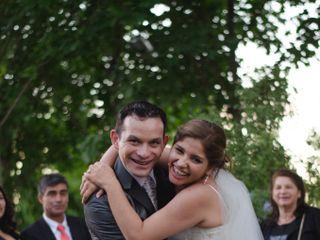 El matrimonio de Viviana y Pedro