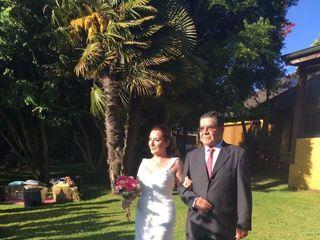 El matrimonio de Gabriela  y Álvaro  1