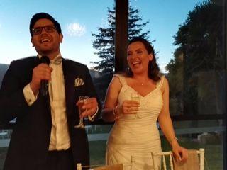 El matrimonio de Gabriela  y Álvaro