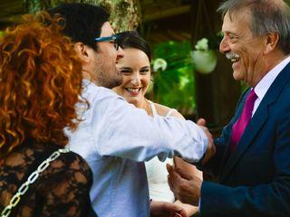 El matrimonio de Natalia y Nicolás 2