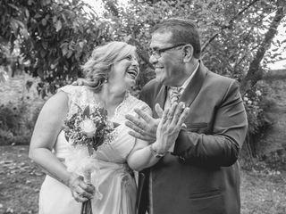 El matrimonio de Julie y René 1