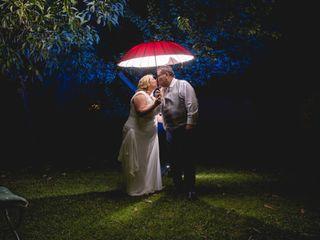 El matrimonio de Julie y René