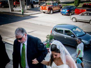 El matrimonio de Geraldine y Ricardo 2